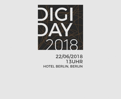 Bild zu conNect DIGIDAY 2018