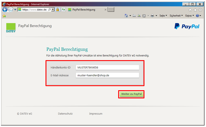 Was Ist Paypal Konto