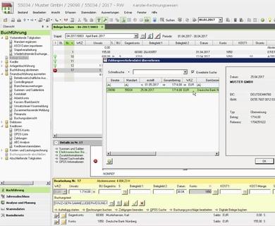 DVD 11 - Umstellung der Rechnungsformulare | conNect GmbH